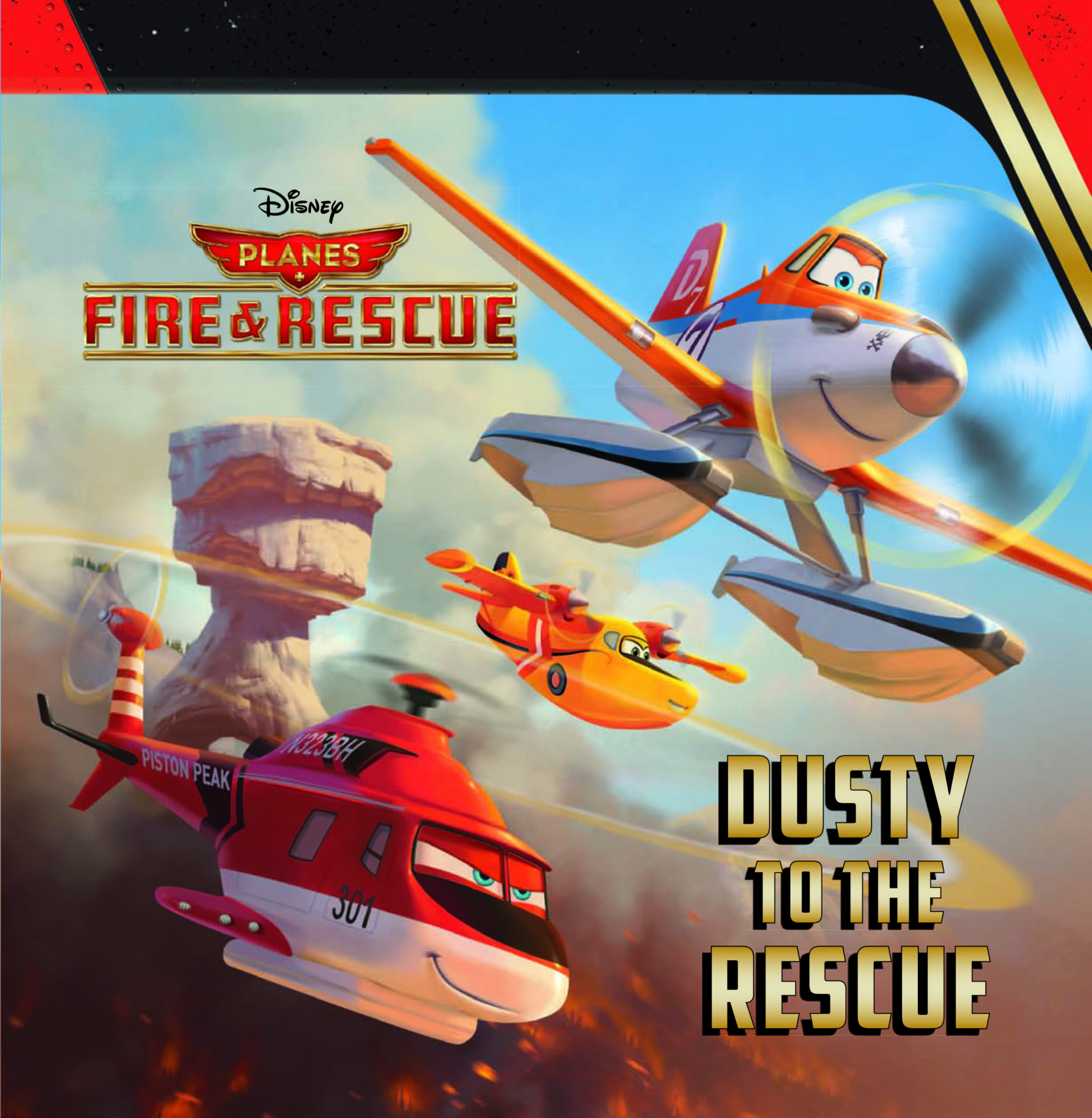 60Plans-Dusty to the Rescue