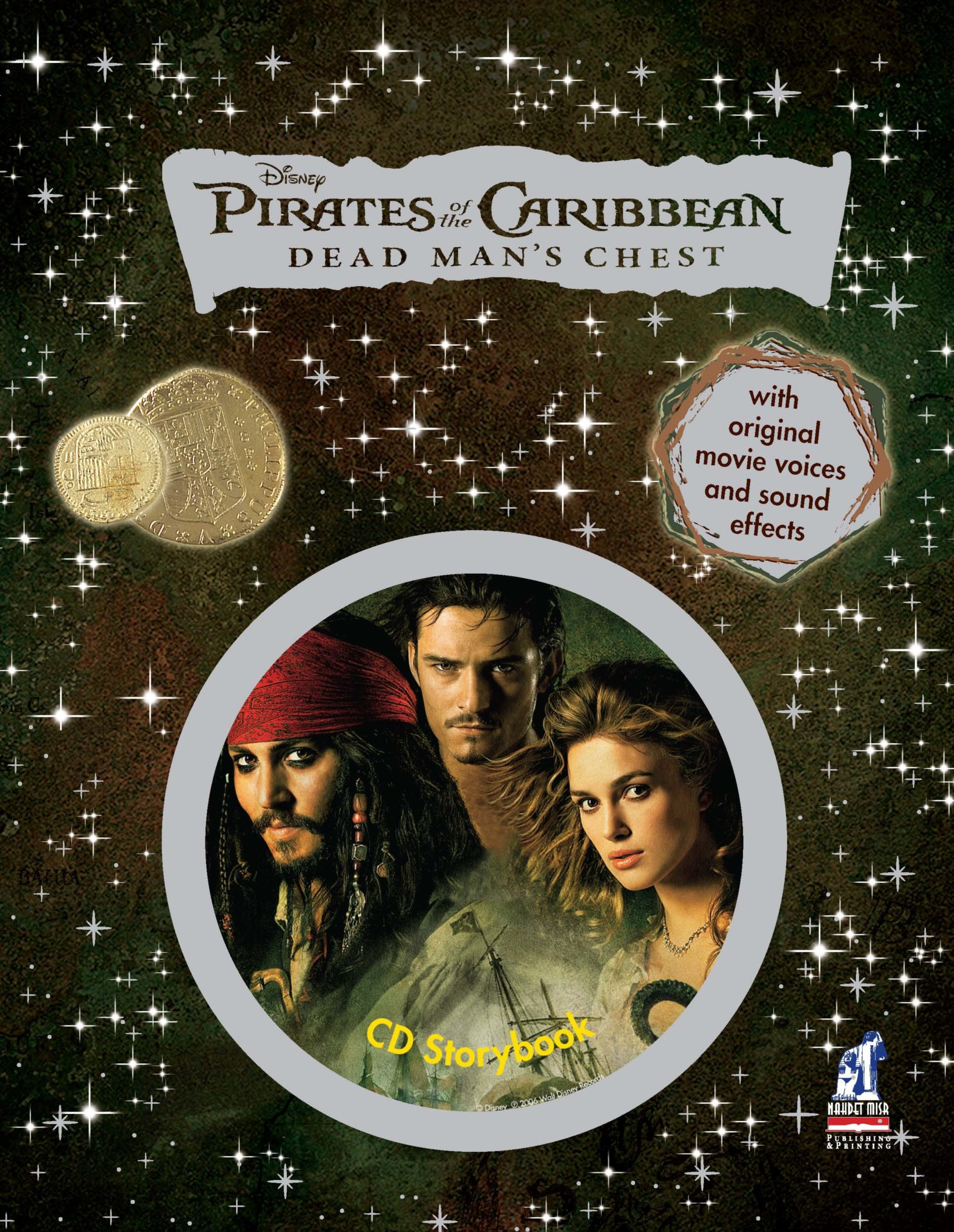 80Disney - Pirates of the Caribbean